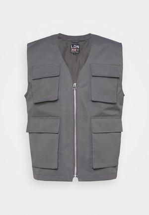 RADAR - Weste - grey