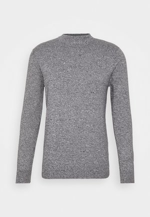 Pullover - charcoal/grey marl twist