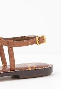 Sam Edelman - GIGI - Sandalias de dedo - saddle - 2