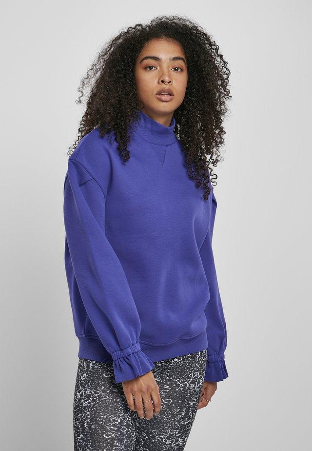 Jersey de punto - bluepurple