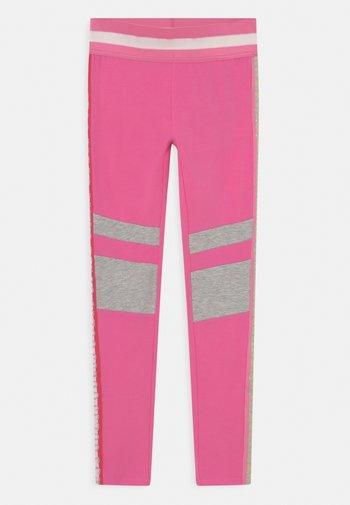 JUNIOR - Leggings - pop pink