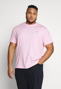 Polo Ralph Lauren Big & Tall - T-shirt - bas - carmel pink - 0