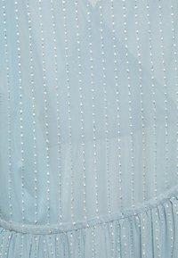 Stella Nova - LING - Day dress - dusty silver blue - 5