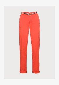 Esprit - FLOW - Chinos - orange red - 3
