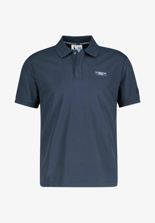 HOWICK - Polo shirt - marine