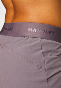 Mammut - MASSONE  - Outdoor trousers - shark - 4