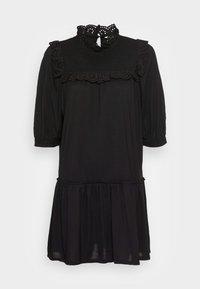 MARIA DRESS - Jerseykjole - black