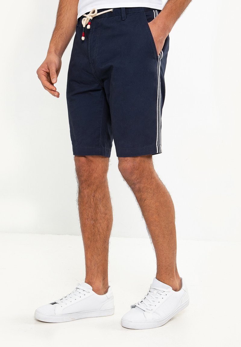 Threadbare - SEACLIFFE - Shorts - blau