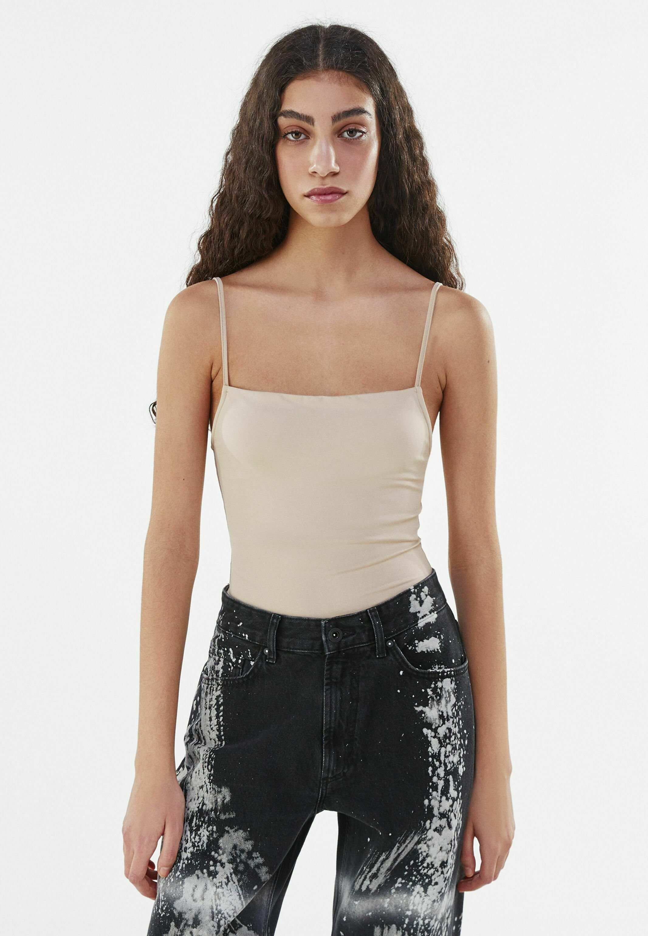 Donna off-white - Top