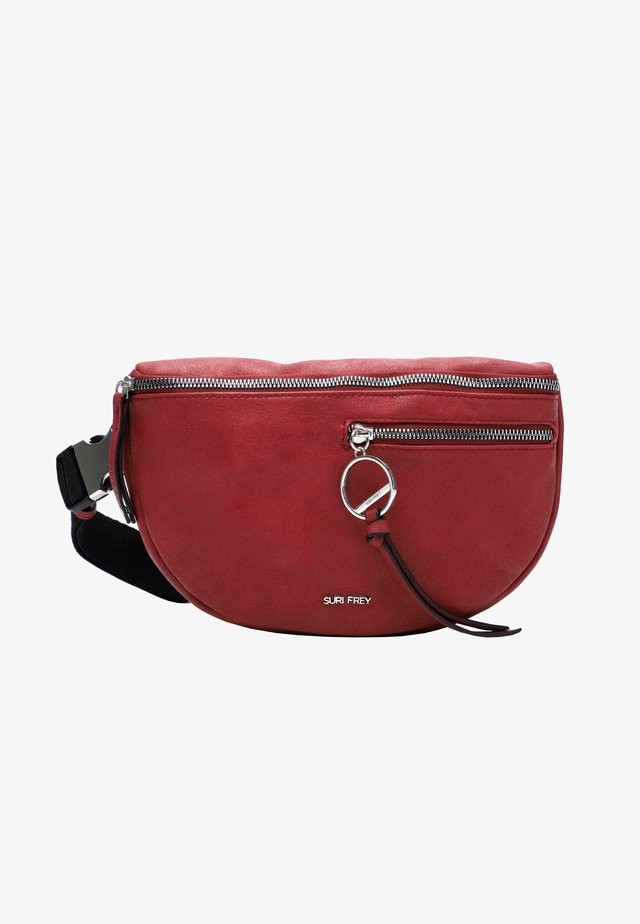 LUZY - Bum bag - red 600