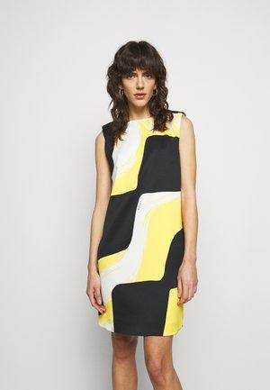 PEC - Vestito estivo - giallo luce