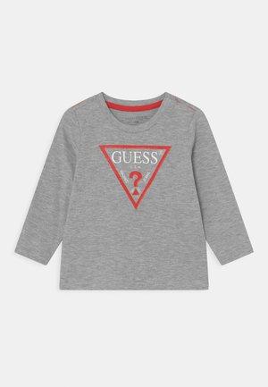 CORE UNISEX - Camiseta de manga larga - light heather grey