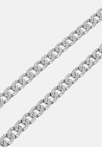 Wild For The Weekend - MAVERICK CHAIN NECKLACE - Necklace - silver-coloured - 2