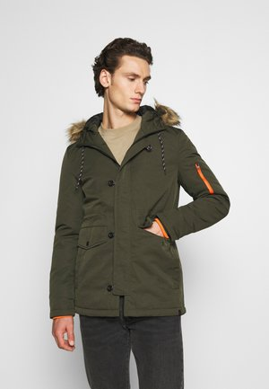 KONDY - Parka - army