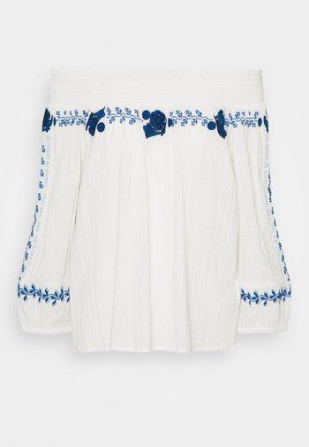 SENA - Tunic - white