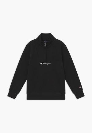 LEGACY AMERICAN CLASSICS HALF ZIP - Sweatshirt - black