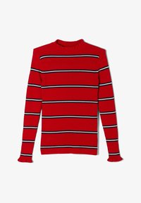 s.Oliver - Jumper - red knit - 0