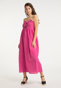 IZIA - Długa sukienka - pink - 1