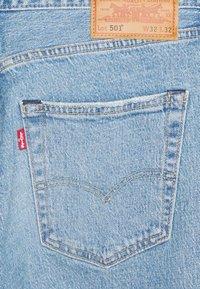 Levi's® - 501® LEVI'S® ORIGINAL FIT UNISEX - Jeansy Straight Leg - basil sand - 2