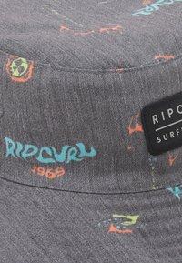Rip Curl - REVO VALLEY MID BRIM BOY - Klobouk - black/blue - 4