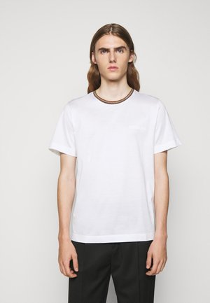 SHORT SLEEVE  - T-shirt basic - white
