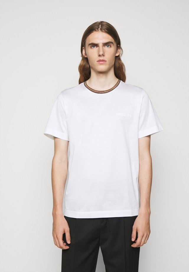 SHORT SLEEVE  - Basic T-shirt - white