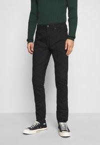 Burton Menswear London - TWILL - Jeans Skinny Fit - black - 0