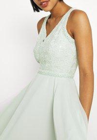 Lace & Beads - CHERELLE SKATER - Koktejlové šaty/ šaty na párty - mint - 3
