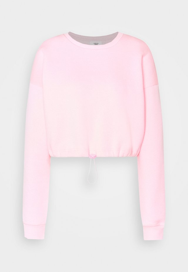 Pyjama top - light pink