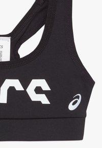 ASICS - GRAPHIC BRA - Sports bra - performance black - 3