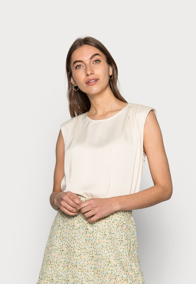 CLEAR - Blouse - off white
