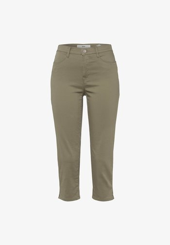 MARY - Pantalon classique - light khaki