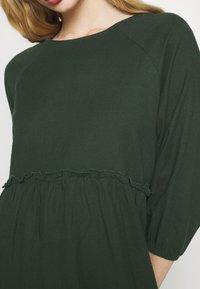 Monki - DRESS - Day dress - green dark - 5