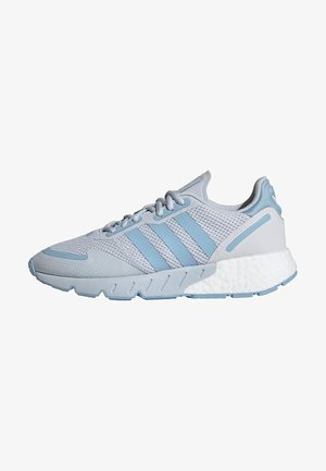 ZX 1K BOOST SHOES - Sneakers laag - halo blue/clear blue/ftwr white