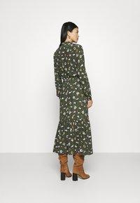 mbyM - ELLINOR - Robe longue - dark green - 2
