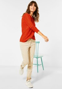 Cecil - Jumper - orange - 1