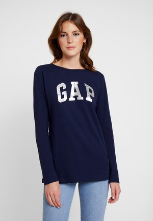 ARCH TEE - Topper langermet - navy uniform