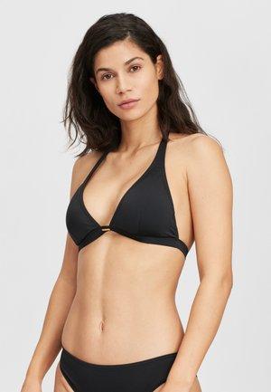 MARGA - Bikini top - black out