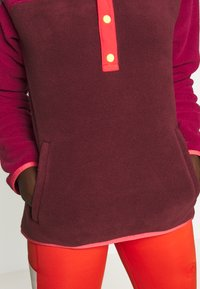 Burton - HEARTH - Sweat polaire - pink - 4