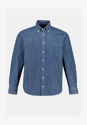 Skjorta - blue denim
