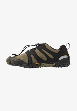 V-TRAIL 2.0 - Minimalist running shoes - ivy/black
