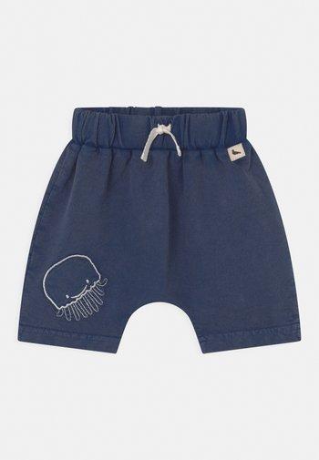LAVA WASH - Shorts - blue