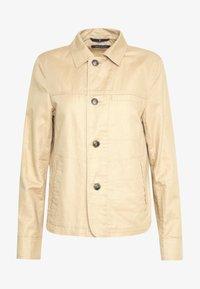 Summer jacket - swedish pine