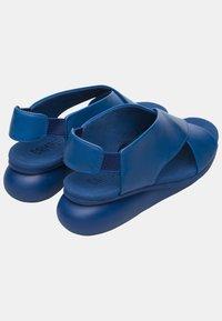 Camper - BALLOON - Sandaalit nilkkaremmillä - blau - 3