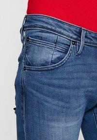 Jack & Jones - JJIGLENN JJFOX  - Slim fit jeans - blue denim - 3