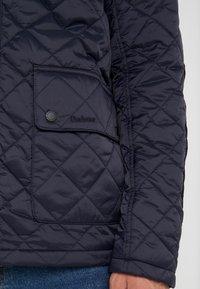 Barbour - DIGGLE QUILT - Light jacket - navy - 3