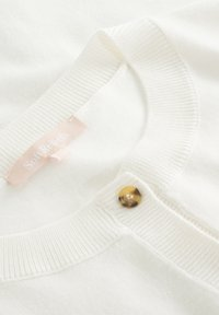 Soft Rebels - Long sleeved top - snow white/off white - 2