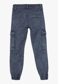s.Oliver - Pantalones cargo - dark blue - 1