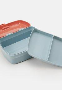 Lässig - LUNCH ABOUT FRIENDS FOX SET UNISEX - Lunch box - red - 2