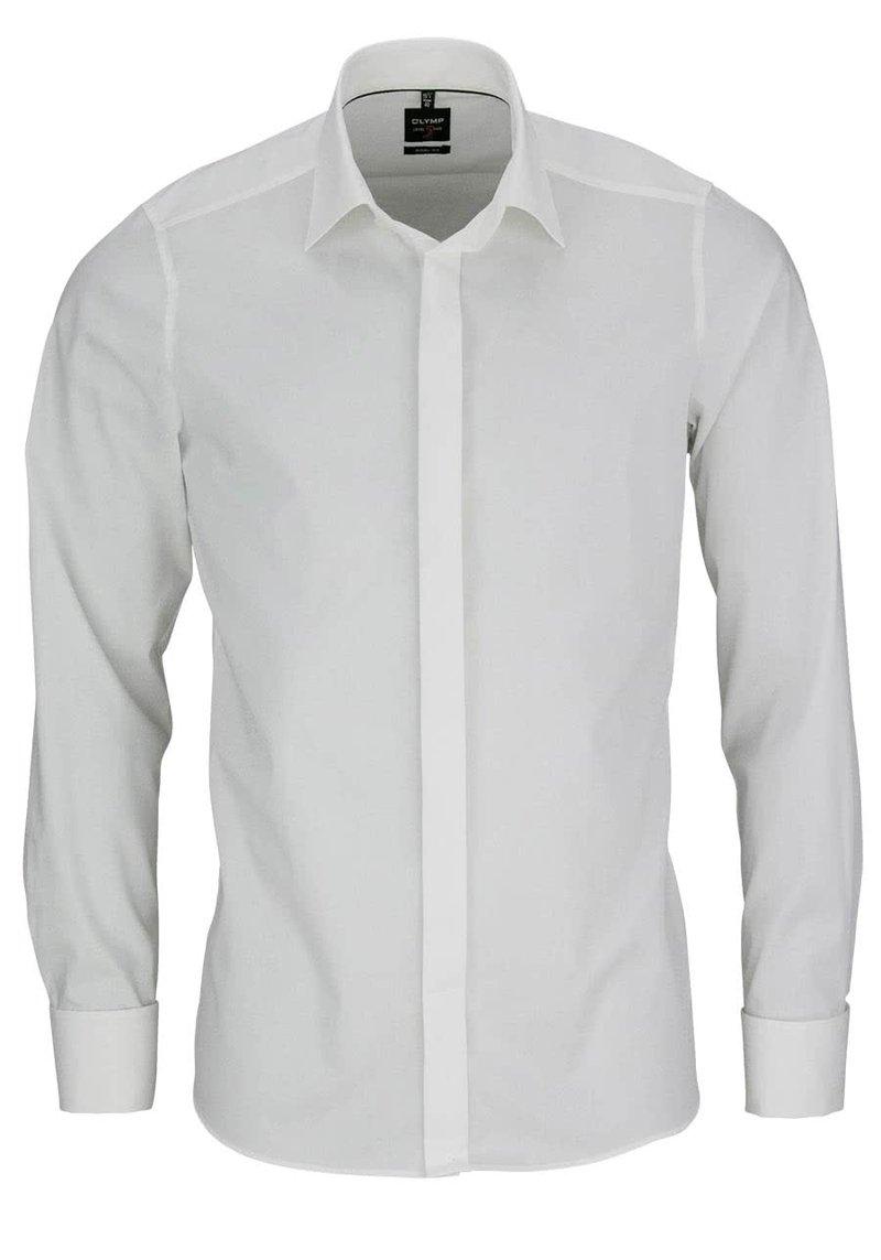 OLYMP - Formal shirt - creme - beige